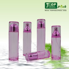 2015 New 100ml 150ml Glass Lotion Pump Bottle for Cosmetic Packaging