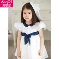 2014 beliebten kinder schönes modell kleider für mädchen