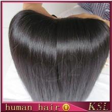 2015 top grade AAAAAA virgin russian straight hair weave extensions unprocessed russian hair natural black