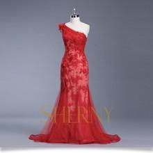 Sherny Bridals atacado New Arrival Vintage elegantes renda mãe da noiva vestidos de noite