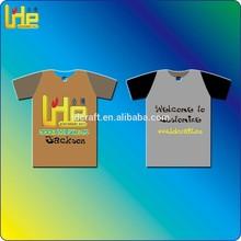 Promotional T shirt Shape paper air freshener