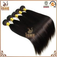 6A Virgin Peruvian Hair Bundle Peruvian Human Hair Extension Yaki Perm Human Hair Weave