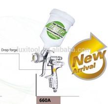 660A graviti feed HVLP paint spray gun