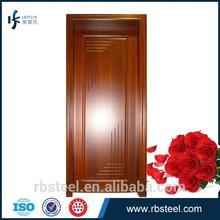 Quality interior/oak/teak flat painting wooden door