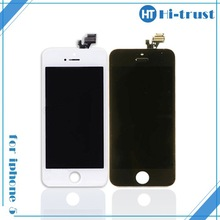 HOT SALE! DHL Free Shipping 100% TEST PASS lcd display touch screen digitizer for iphone 5