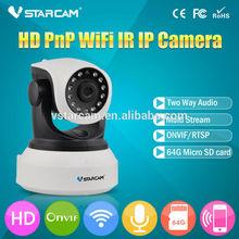 1mp onvif hd cctv indoor p2p ip camera FCC,CE,RoHS Certification