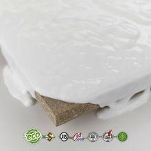E0 grade 5mm white melamine faced mdf board