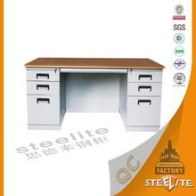 High Gloss Office Furniture Lockable Waterproof Cheap Office Desk/Study Table