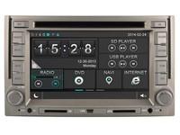 DSP Audio Output With 10 Band EQ 1080P HD Video Display Car DVD Playeer Parts Hyundai H1