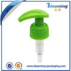 Plastic lotion pump food grade plastic bottles