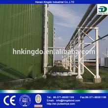 Kingdo company biogas equipments, municipal organic waste make biogas