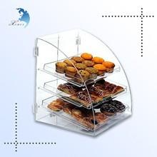 Promotional advertising inkjet printing stand up cupcake holder case