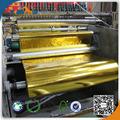 china atacado alta qualidade de impressão de transferência da folha de ouro