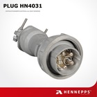 IP67 american cee 5 pin electrical plug 110v