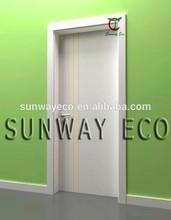 Swing Open Style Interior Position turkish wpc wooden door manufacturer