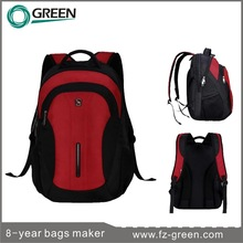 100% Polyester 2015 New Arrival Backpack Diaper Bag