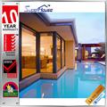 as2047 padrão soundproof vidro fixo janela redonda