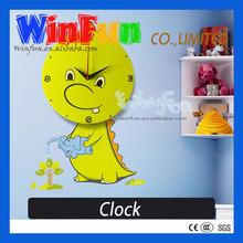 Cartoon Picture Wall Clock Kids Wall Clock