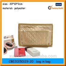 2014 Hot Sale Cheap Nylon Travel Bag Organizer /Bag In Bag Organizer