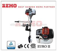 2hp 2 stroke outboard motor RMC-430 chinese marine diesel engine