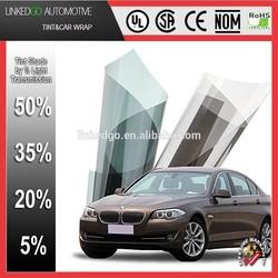 Good SR coating 1.52*30m vlt35% pet window tinting protective film for factory price auto window film