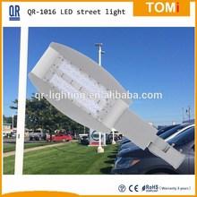 60W QR-1016 aluminum led street light 2 bar bridgelux chip Meanwell HLG driver 5 years warranty Shanghai Flood light