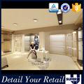 calidad duradera de madera mdf pantalla calzado muebles para tienda de zapatos