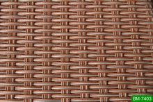 Bright Colour All-weather Erosion-resisting Braiding Wicker Wicker Furniture