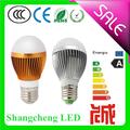 3w 5w 7w 9w 12w bombilla led de luz e27 a60 hecho en china shangcheng fábrica deiluminación led