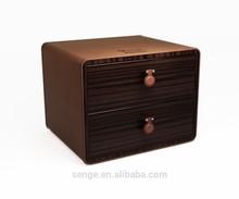Classical Ebony Wood Grain Items Box Restaurant Guest Room
