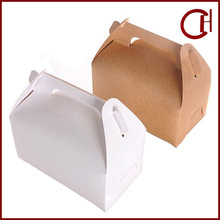 alibaba china best selling new product cheap paper food box/paper cake box