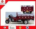 200cc de água de refrigeração do motor a gasolina com motor de triciclo de carga para a venda na malásia, china 3 triciclo roda da motocicleta