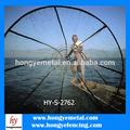 Nylon de pesca tomada de rede / peixe decoração net