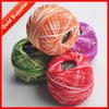 100% Cotton Mercerized Crochet Thread And Yarn Hot Sale