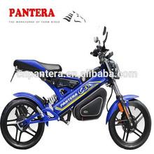 PT-E001 2015 Advanced Lithium Battery Best Design EEC Electric Chopper Bike for Sale