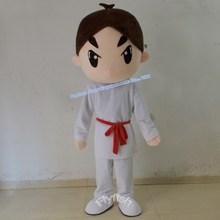 samurai en71 mascote