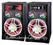 "Single 10"" Professional Sound Speaker Box / Pro Audio Two Way Portable Audio"