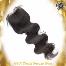 China hair Factory cheap price, virgin mongolian free parting lace front closure mongolian hair closure in stock