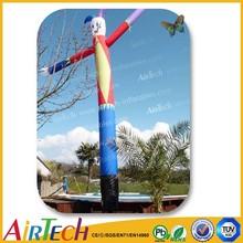 Colorful sky dancer rentals,inflatable advertising air dancer