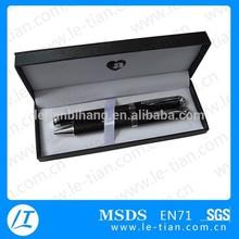 LT-W556 Carbon fiber pen promotional gift set