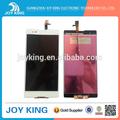 Precio barato teléfono celular de piezas de reparación de lcd para sony xperia t 2, teléfono móvil lcd para sony xperia t2