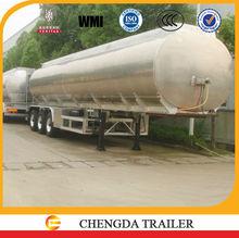 35000L fuel tanker truck 3 axles fuel tanker trailers for sale