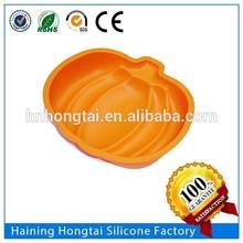Hallowween silicone pumpkin cake mold