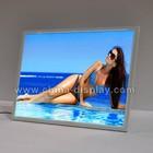 2015 new product light box led women sex photo frame