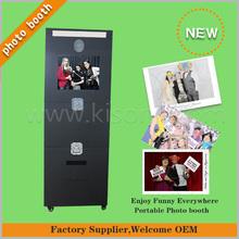 2015 nueva Digital distribuidor automático de Photo Booth atrezzo fabricante de la máquina