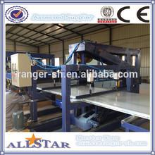 Shanghai automatic EPS lightweight sandwich wall panel machine china supplier