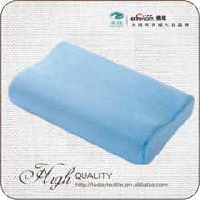 hypoallergenic toddler pillow in white