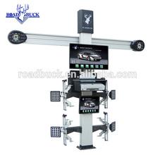laser alignment equipment for trucks/ machine 3d wheel aligner G681