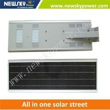 60w integrated solar street lamp led 12v path integrated solar street light