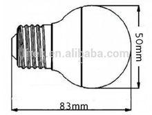 High Lumen 3w led bulb Led Lamppu E27 Led Bulb E27 Good Quality 360 Led Bulb